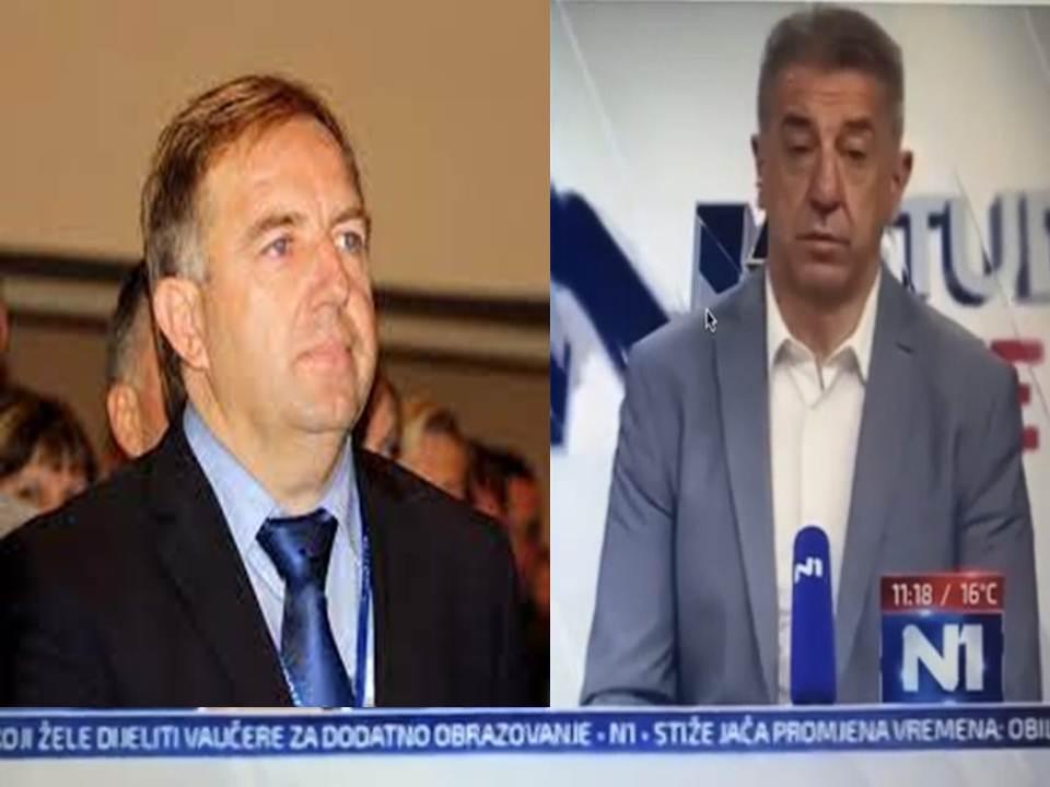 Šutić  rastočio Milinovića, natjerao  ga  da  se  ispriča  Ernestu   Petryu