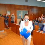 PREDSJEDNICA  Ana Marija  Zdunić  najmlađa  predsjednica  Gradskog  vijeća  Gospića