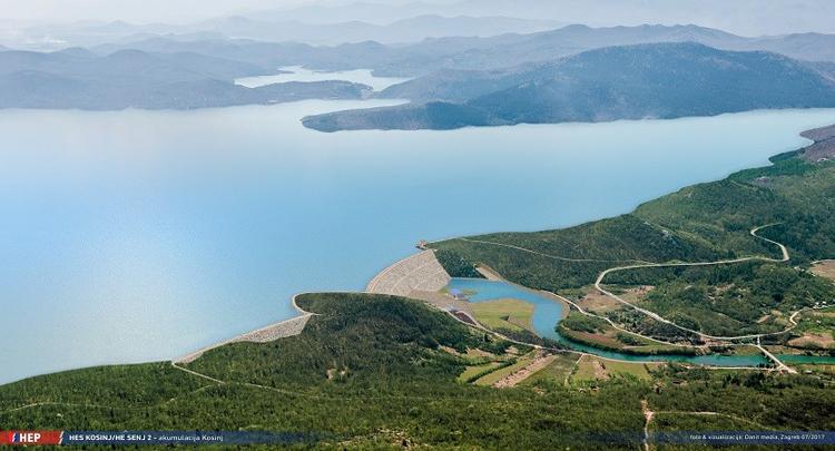 Nakon  Vlade  RH, oglasio  se  i  HEP :projekt  je  vrijedan 1,54 milijarde kuna