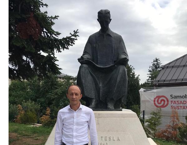 Župan Petry : Hvala  svima  što je  Nikola  Tesla  na  hrvatskoj  kovanici  eura