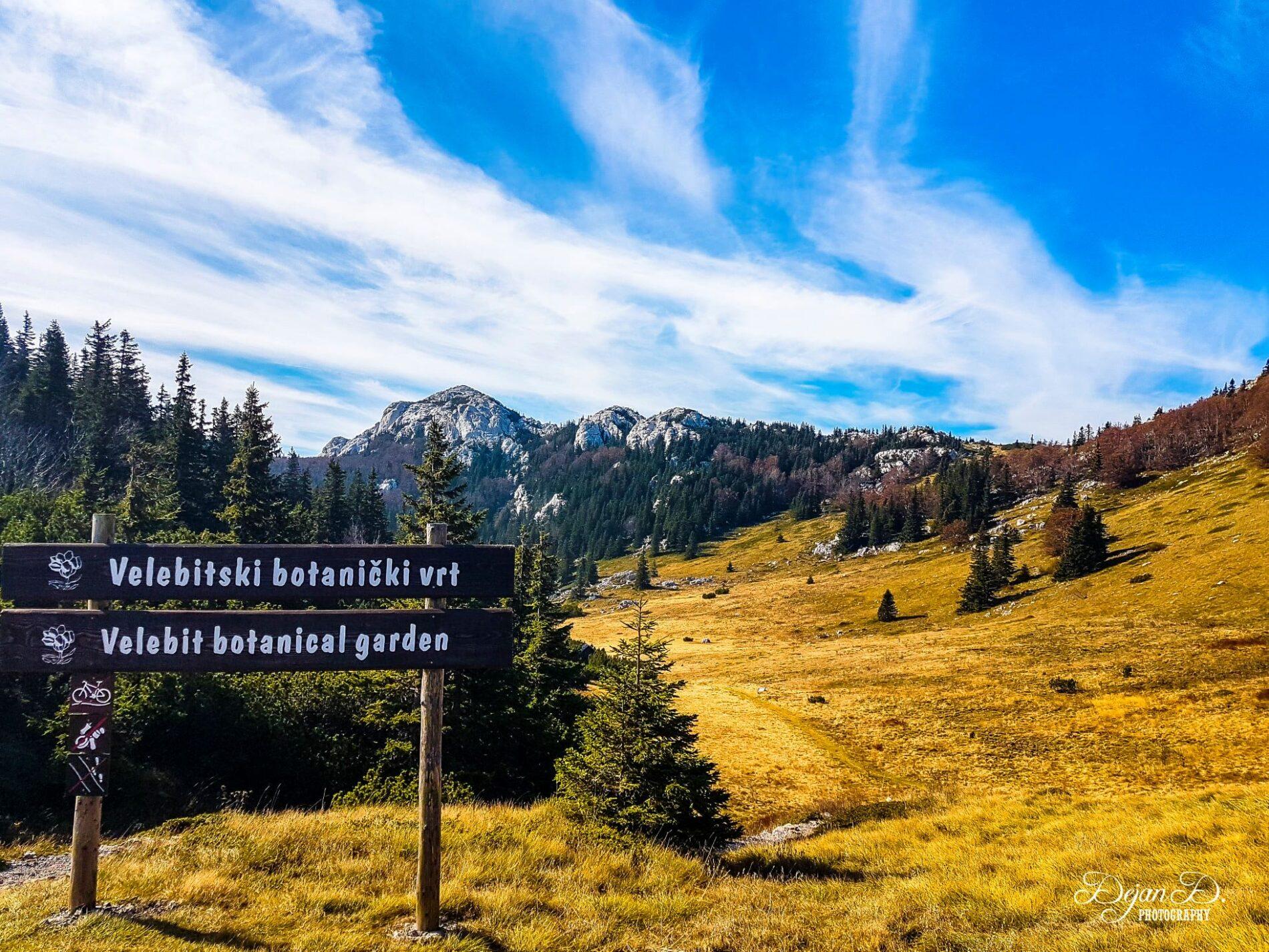 Doživite  Jesen  na  Sjevernom Velebitu