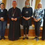 Katoličko liječničko društvo Gospić  kod  biskupa Križića