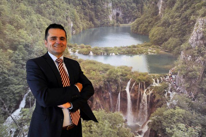 Tomislav  Kovačević  novi  predsjednik HDZ-a općine Plitvička  jezera